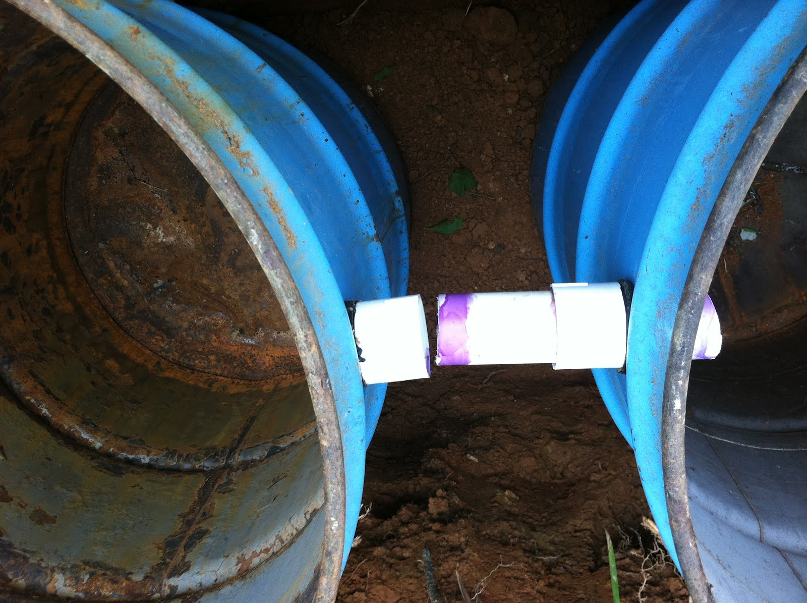 AQSpees: poor man's DIY greywater treatment system
