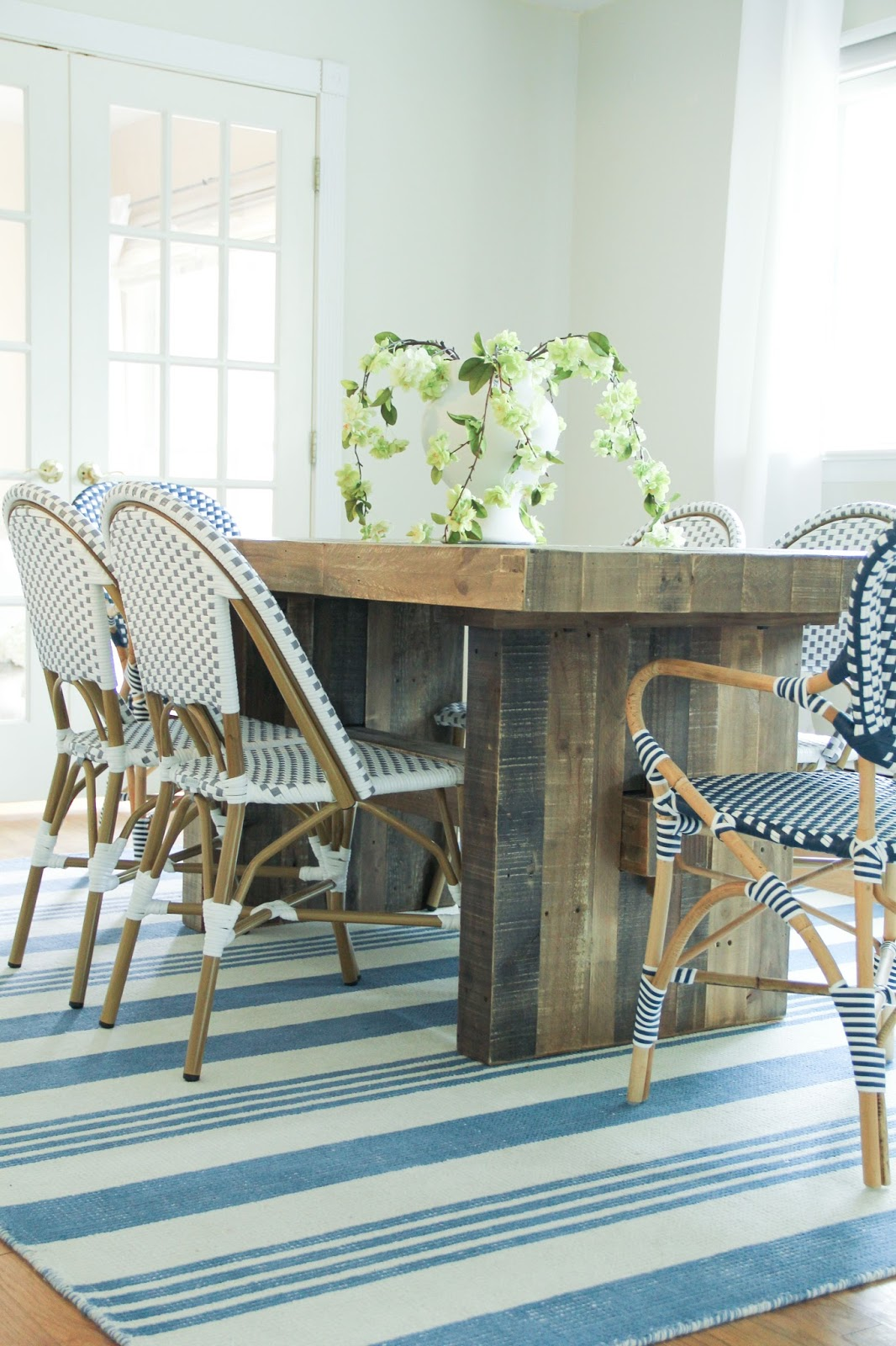 Our Dining Room Reveal With Rugs USA