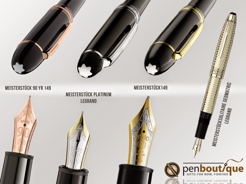 Montblanc Meisterstuck, The Epitome of Luxury