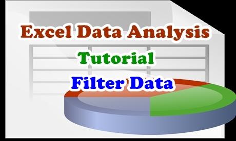 Excel Data Filter