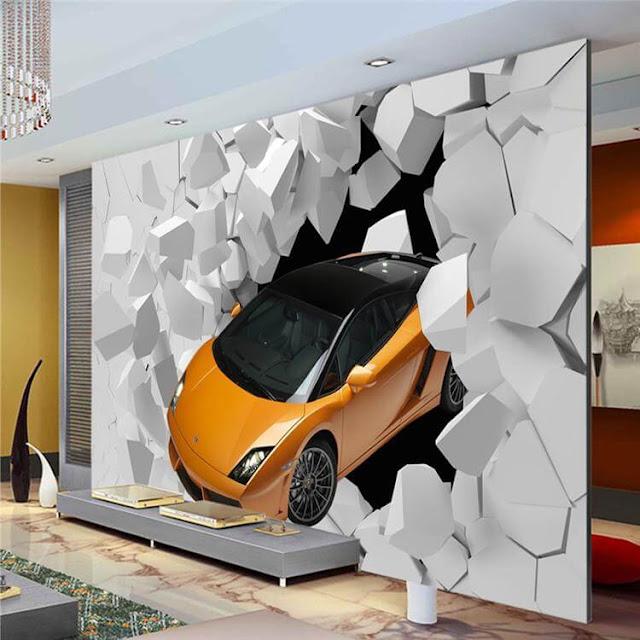 tranh tường phòng khách đẹp bình dương