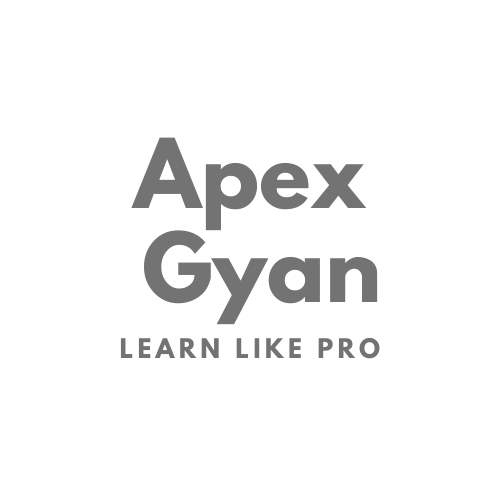 Apex Gyan - Learn like Pro