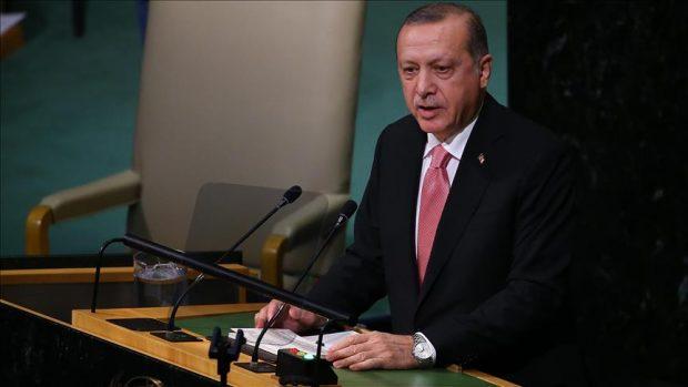 Erdogan Ingatkan Serangan terhadap Islam dari Dalam