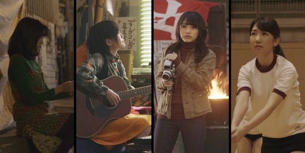 """AKB48 >> Single """"#Sukinanda"""" - Página 10 Tsubasa-wa-iranai-mv-screenshot"""
