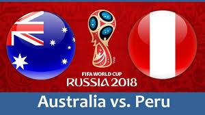 Tips Taruhan Bola Piala Dunia Peru vs Australia