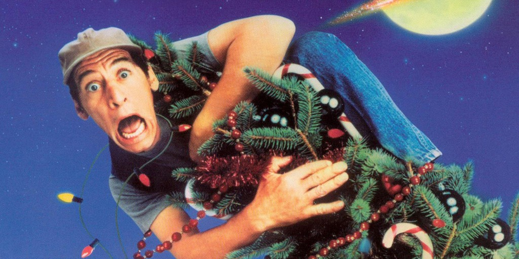 14 Air-Braking Facts About 'Ernest Saves Christmas'