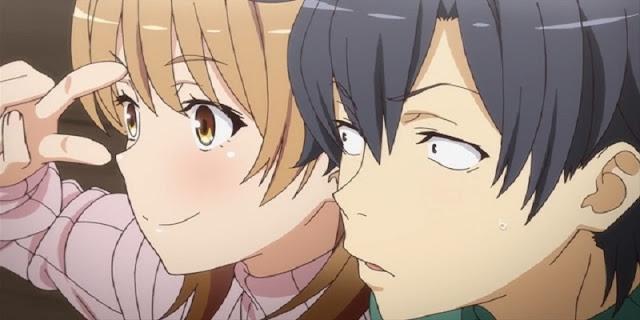 sinopsis Yahari Ore no Seishun Love Comedy wa Machigatteiru. Zoku OVA (2016)