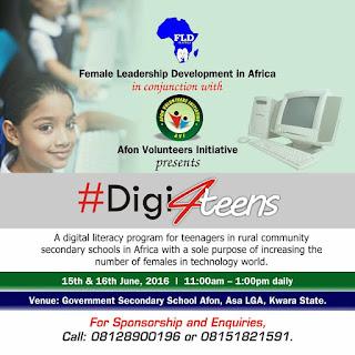 Female leadership development program