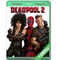 DEADPOOL 2 (2018) WEB-DL 1080P HD MKV ESPAÑOL LATINO