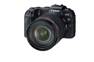 Source: :Canon Singapore. The EOS RP with the RF24-105mm F4 L IS USM lens.