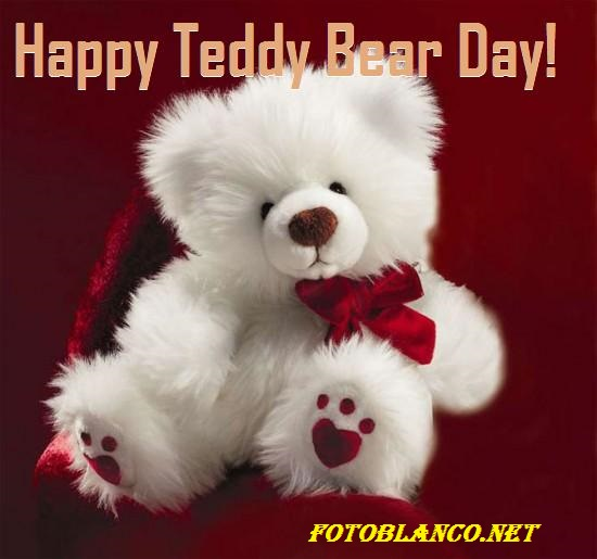 HAPPY TEDDY DAY 2016 - FOTOBLANCO