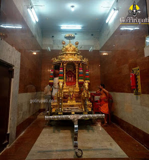 Pazhamudircholai Temple History