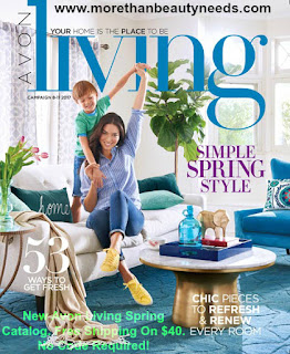 Avon Living Campaigns 8 - 11 Shop Avon Living >>> 3/18/17 - 5/19/17