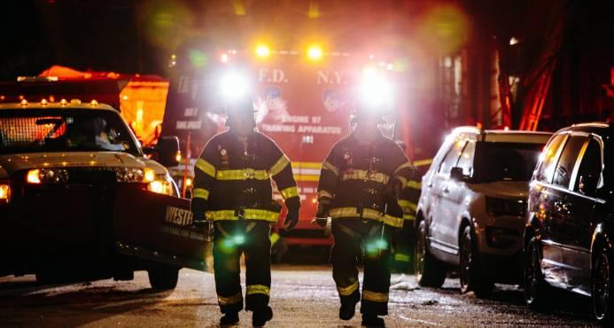 Ocho heridos en otro incendio en un edificio de El Bronx