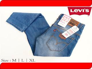 Gambar Celana Jeans Levi's