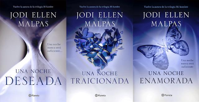Resultado de imagen de Trilogía Una noche | Jodi Ellen Malpas