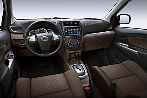2017 New Toyota Avanza Review and Price