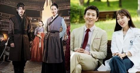 Phim Ngoài Hậu duệ mặt trời, phim Hàn nào có rating đỉnh trong năm 2016-2016