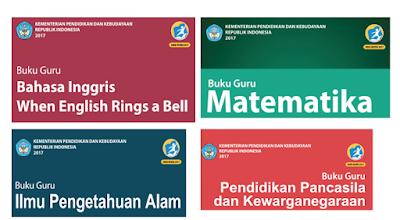 Download Buku Guru dan Siswa Kurikulum 2013 revisi 2017 SMP kelas 7