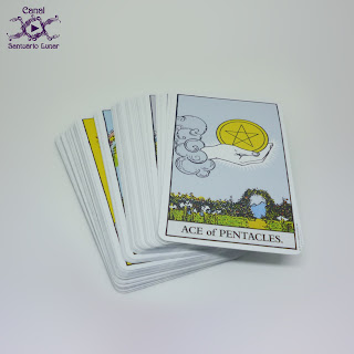 The Rider Tarot (US Games System) - Cards