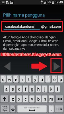 Buat Akun Baru Google Play Store | Daftar Email Play Store