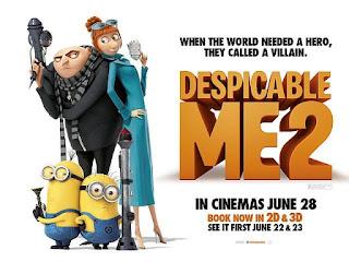 فيلم 2013 Despicable Me 2 مدبلج اون لاين بجودة عالية HD