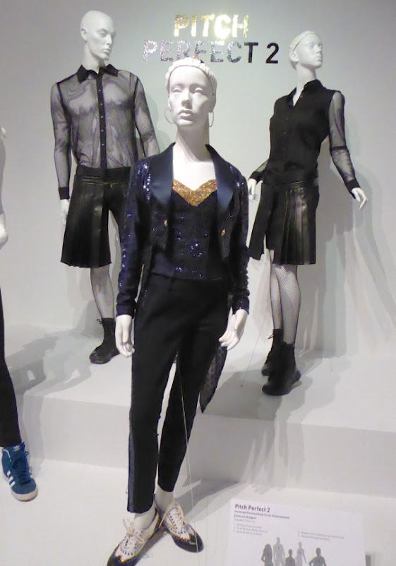 Pitch Perfect 2 film costumes