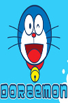 Edible Image Doraemon