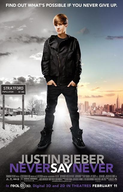 Justin Bieber Never Say Never DVDRip Español Latino