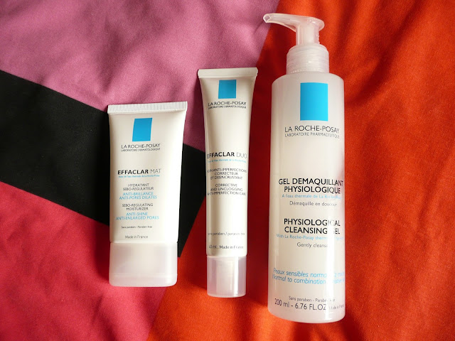 La Roche Posay Skincare for Oily Acne-Prone Skin