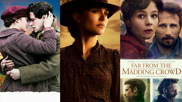 Eclectic Pop's Most-Read Movie Reviews 2016 - Testament of Youth, Jane Got a Gun, Far from the Madding Crowd
