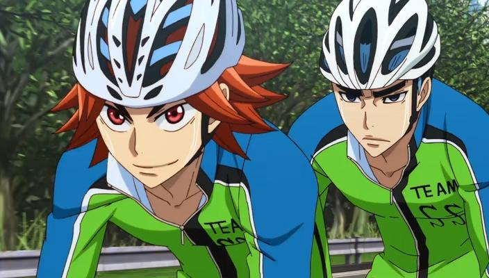 Assistir Yowamushi Pedal: New Generation Online