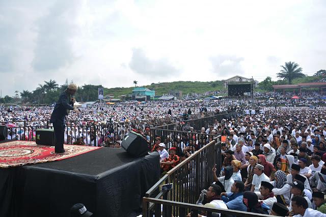 Romy PPP Melobi UAS Untuk Tidak Pilih Prabowo Pada Pilpres 2019