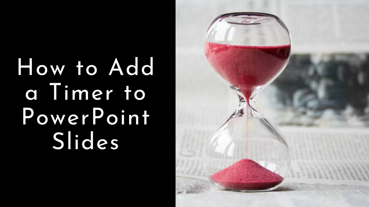 Free Technology for Teachers: How to Add a Timer to
