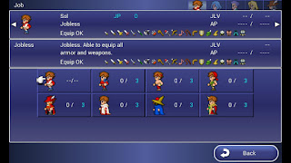 Final Fantasy Dimensions apk + obb
