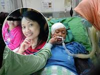 Derita Tumor Otak, BMI asal Ponorogo terbaring Koma dirumah sakit Taiwan