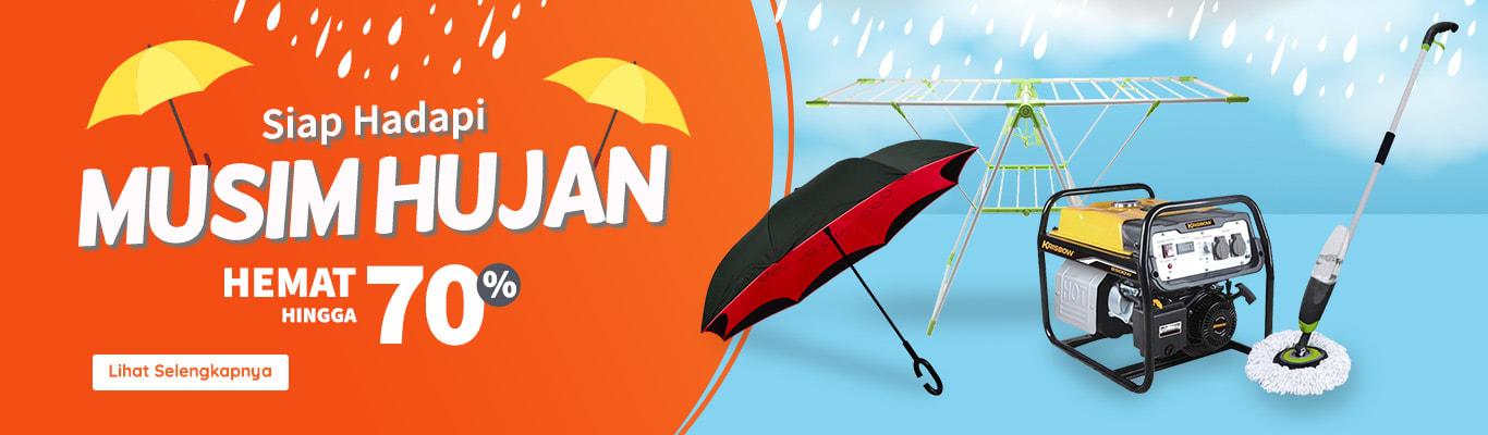 #RupaRupa - #Promo Voucher & Potongan Harga Mulai 10% Hingga Hemat 70%