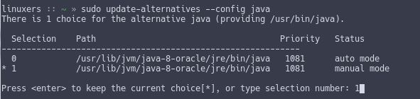 Cara Install Oracle JDK di Linux Ubuntu 16.04 via PPA