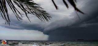 isola dei famosi 2017 tempesta