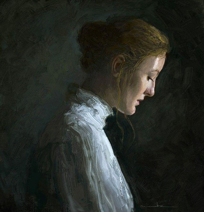 Цифровой художник. Isabella Morawetz