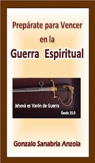 GUERRA ESPIRITUAL - BATALLA