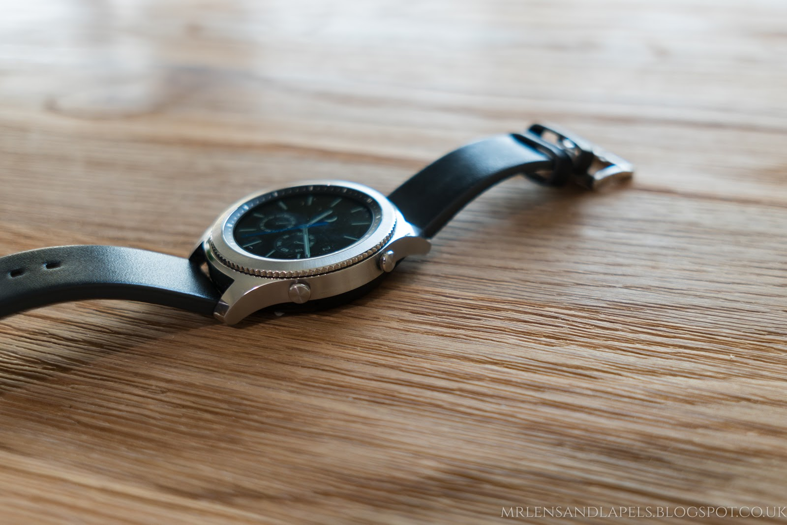 Samsung Gear S3 review design