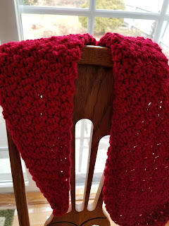 Free Crochet Scarf Pattern Berry Stitch