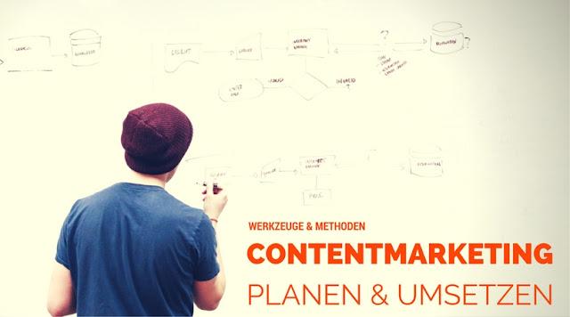 Content-Marketing planen mit Redaktionsplan und Tools