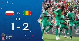 Polandia vs Senegal 1-2 Video Gol Highlights