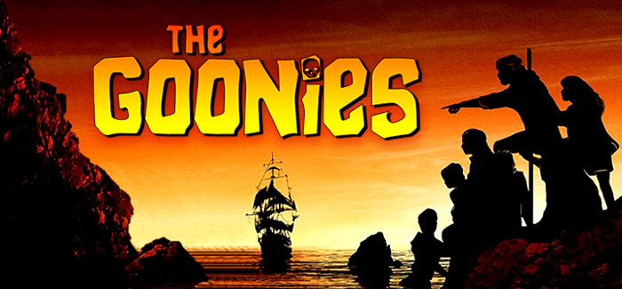 Los Goonies Richard Donner 1985