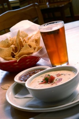 The best places to eat in Austin, TX: Kerbey Queso at Kerbey Lane Cafe