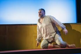 Mozart: Idomeneo - Christopher Turner - English Touring Opera (Photo Richard Hubert Smith)