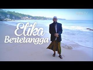 Etika Bertetangga dalam Islam