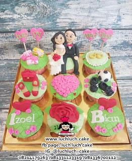 Cupcake Lamaran / Cupcake Engagement